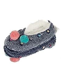 Slipper lady's slipper slip-on slipper woman CIOCCA item 788/2A