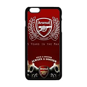 LJF phone case Arsenal Cell Phone Case for Iphone 6 Plus
