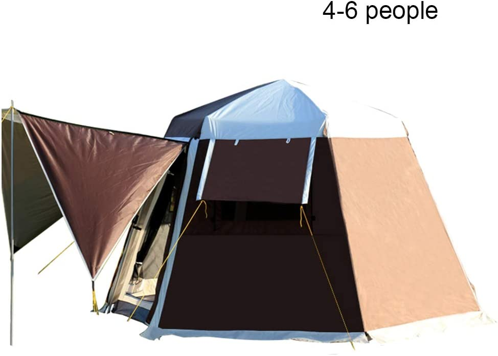 Dome Tent 4 6 Person Tent for Camping