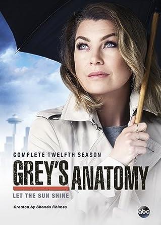 Amazon.com: Grey\'s Anatomy: Season 12: Ellen Pompeo, Justin Chambers ...