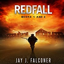 REDFALL: BOXED SET: AMERICAN PREPPER SERIES, BOOKS 1 AND 2