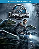 Jurassic World (Blu-ray + DVD + DIGITAL HD)