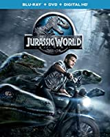 Jurassic World Digital HD Ultraviolet Movie