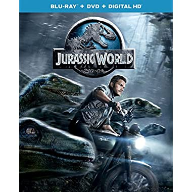 Jurassic World [Blu-ray]