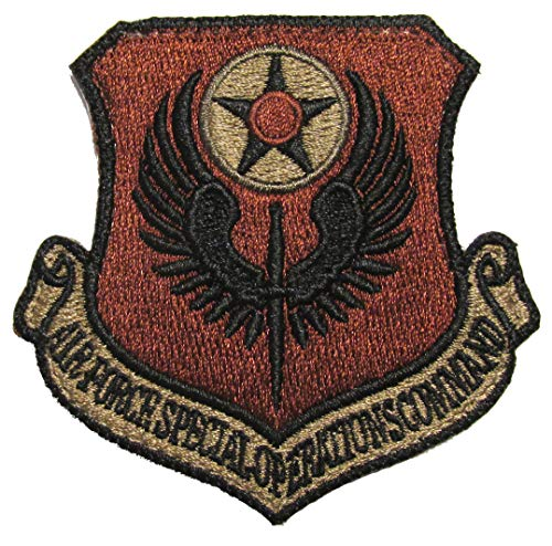 (Air Force Special Operations Command OCP Patch - Spice Brown)