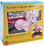 Colorbok Build, A, Bear Kit, Sweetheart
