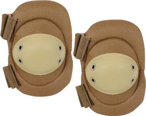 ULTRA FORCE MULTI-PURPOSE SWAT ELBOW PADS - Color: Coyote Survival