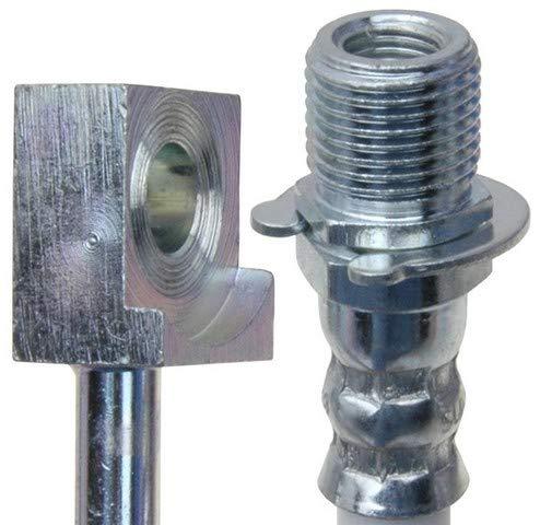 Raybestos BH383395 Professional Grade Hydraulic Brake Hose