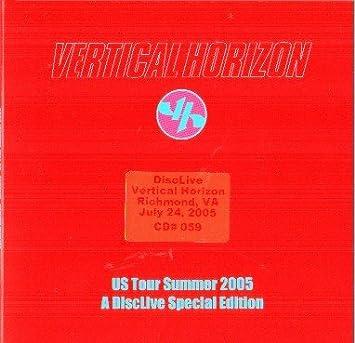 Vertical Horizon - Live In Richmond VA 7/24/2005 2CD