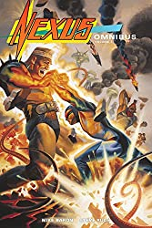 Image of the product Nexus Omnibus Volume 7    that is listed on the catalogue brand of Dark Horse Books.