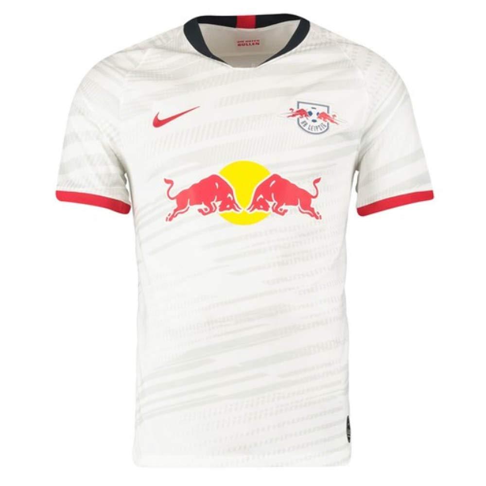 blanc (University rouge) (Full Sponsor) FR   2XL (Taille Fabricant   2XL) Nike Rblz M NK BRT Stad JSY SS HM T- T-Shirt de Football Homme