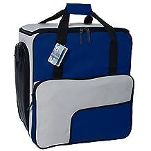 "BRUBAKER ""FUNCTION TOP"" Practical Ski Boot Bag - Winter Sports Bag - Backpack- Holds Complete Set of Ski and Snowboard Equipment incl. Helmet"