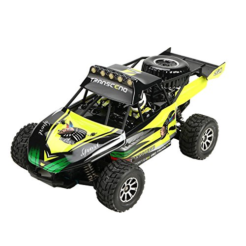 10 Electric 4wd Truck (FSTgo RC Cars High Speed Racing Car 50km/h 4x4 Fast Race Cars 1:18 SCALE RTR Racing ELECTRIC POWER Crawlers 2.4G 4WD Radio Controlled Off Road Truck)
