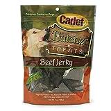 Cheap Cadet Beef Jerky Butcher Treat Bag, 7-Ounce