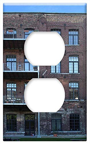 (Switch Plate Outlet Cover - Home Architecture Werrens Hansen Aachen Facade)
