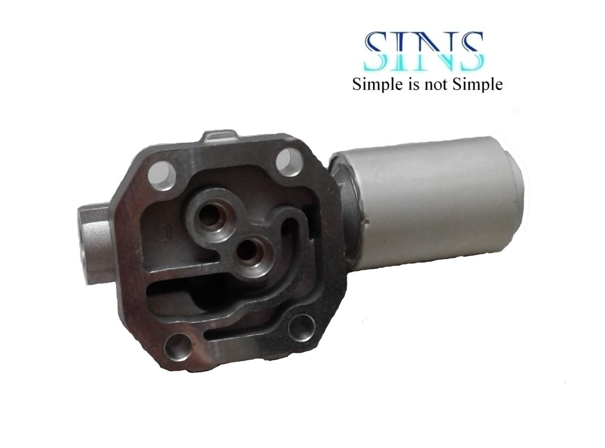SINS - Accord CR-V Element Civic Fit RSX TSX Transmission AT Clutch Pressure Control Solenoid Valve A 28250-RPC-003 28250-PRP-013 by SINS (Image #4)