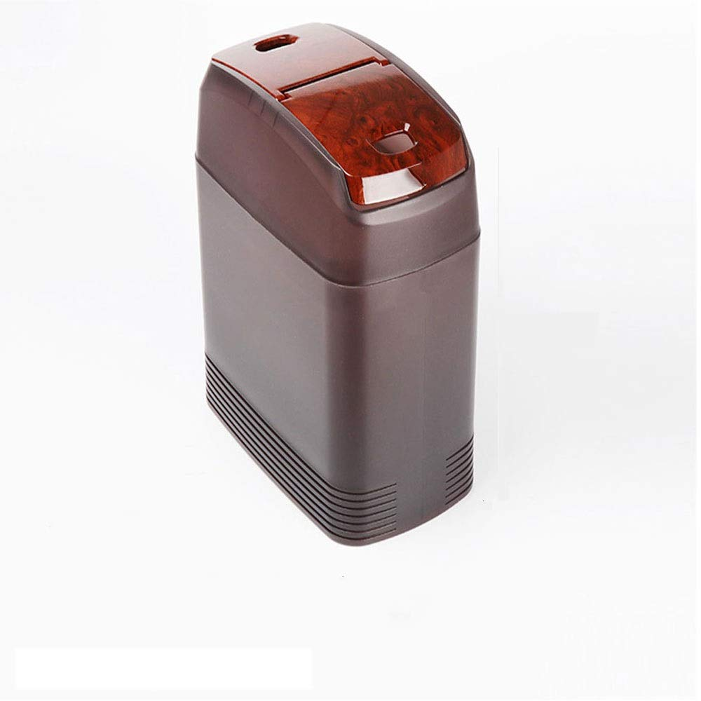 Zr Storage bin Inside The car PP Material Multi-Function Large car Trash can with Waste Paper Basket