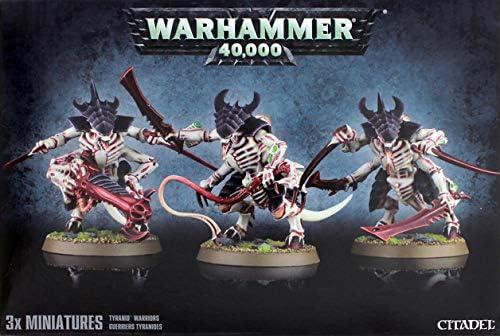 Games Workshop 99120106036/tyranid Warriors