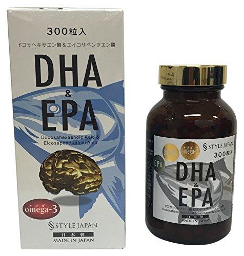 スタイルジャパン DHA&EPA 300粒 90g 日本製 (3) B079ZWKT72 3