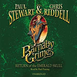 Return of the Emerald Skull Audiobook