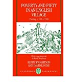 img - for [(Poverty and Piety in an English Village: Terling, 1525-1700 )] [Author: Keith Wrightson] [Feb-1997] book / textbook / text book