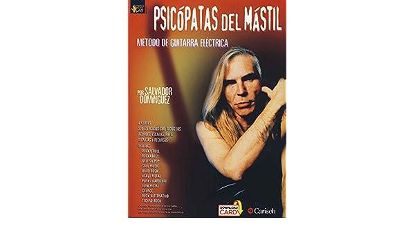 DOMINGUEZ S. - Psicopatas del Mastil Vol.1 para Guitarra Tab Inc.Download Card: Amazon.es: DOMINGUEZ S.: Libros