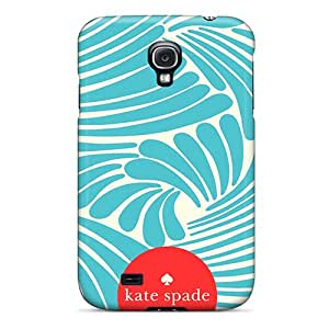 Shock Absorption Hard Phone Cover For Samsung Galaxy S4 (PgZ7091upii) Provide Private Custom Realistic Kate Spade Series