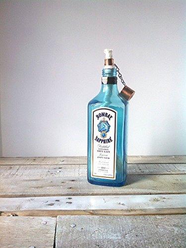 Tiki Torch Bombay Sapphire Gin