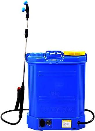 YFASD 16l Knapsack Pulverizador Presión Spray Agrícola Electrico Nebulizador Jardín Weed Killer Rociador: Amazon.es: Hogar