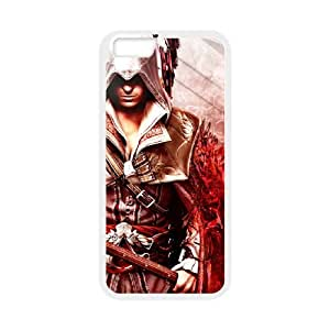 DIY Stylish Printing Assassin's Creed Cover Custom Case For iPhone 6 4.7 Inch V6Q432971