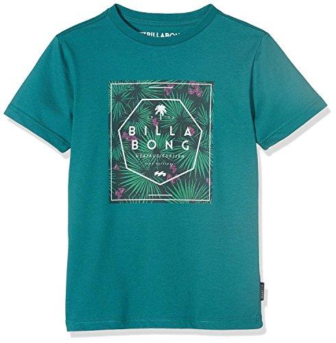 Billabong Hexfiller SS T-Shirt - dark teal - XL