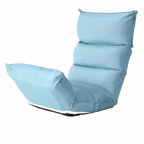 Miraculous Amazon Com Kxbymx Lazy Couch Foldable Single Small Sofa Inzonedesignstudio Interior Chair Design Inzonedesignstudiocom