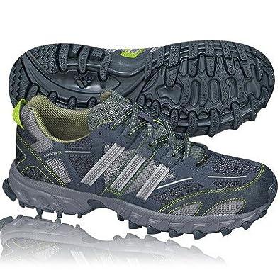 Adidas Junior Kanadia Trail Running Shoes - J5.5: Amazon
