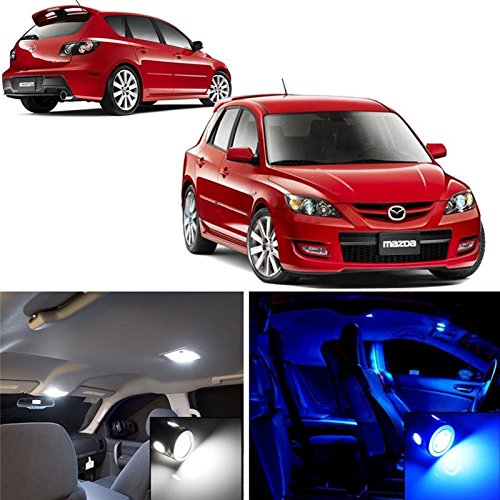 Mazdaspeed3 Led Interior Lights in US - 3