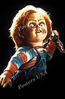 Posters USA Childs Play Chucky GLOSSY FINISH Movie Poster - FIL827 (24