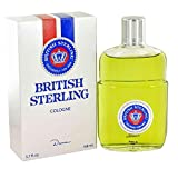 British Sterling By Dana For Men Cologne, 5.7 Oz + FREE Travel Toothbrush, Color May Vary