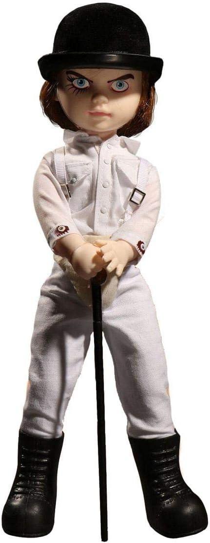orange Living Dead Dolls 95090/Uhrwerk Figur