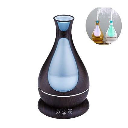 Difusor De Aceite Esencial Aromaterapia Aroma Ultrasónico ...