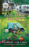 Reap What You Sew (Southern Sewing Circle Mystery Book 6)