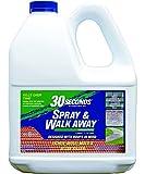 30 SECONDS Spray & Walk Away Concentrate Lichen, Moss, Mold & Algae, 1gal