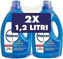 Napisan Additivo Igienizzante Liquido per Bucato, 2 confezioni d