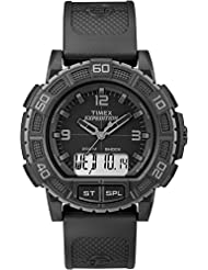 Timex Men's TW4B00800GP Expedition Resin Black Dial Wrist Watch