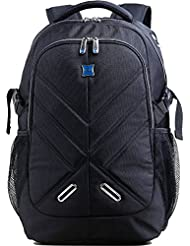 17.3 inch Laptop Backpack with Rain Cover Airbag Shockproof Water Resistant Travel Bag Work School College Backpacks...