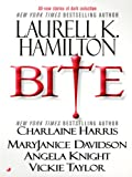 Front cover for the book Bite by Laurell K. Hamilton
