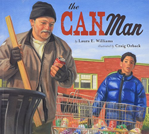 The Can Man - Men Of Men Pictures With