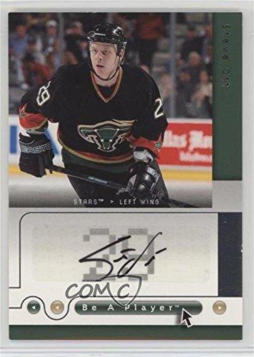 Steve Ott (Hockey Card) 2005-06 Upper Deck Be a Player - SP Signatures - [Autographed] - Sp Ot
