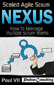 Scaled Agile Scrum: Nexus: How to Manage multiple scrum teams (scaled agile, scrum master, scrum of scrums, agile software development, agile program management)