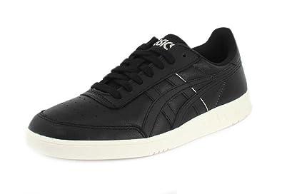 b2f7cc7199d9 ASICS Tiger Mens Gel-Vickka TRS Black Black Sneaker - 11.5