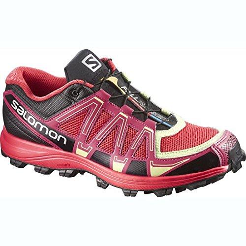 Salomon Women's Fellraiser Trail Running Shoes Papaya /