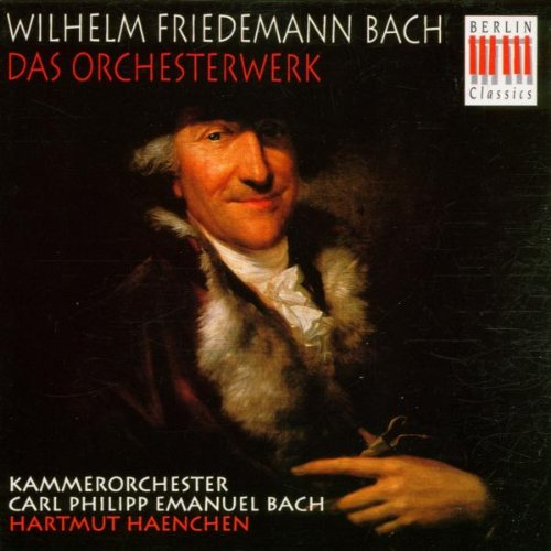 Selling rankings WF supreme Bach: Orchestra Works
